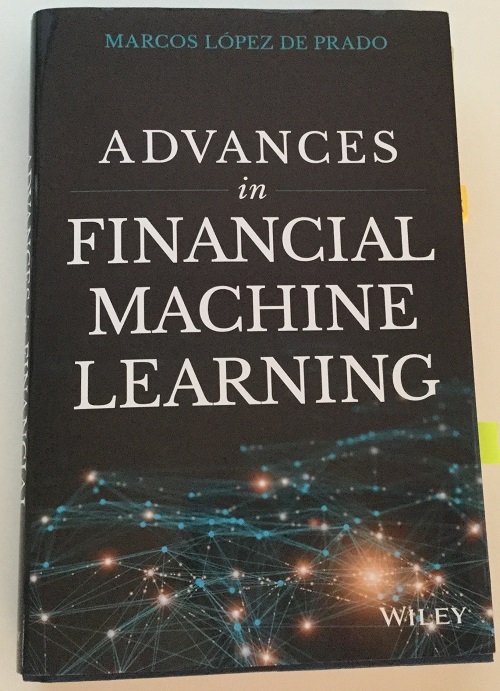 Financial ML book