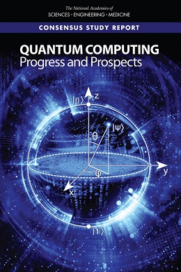 Quantum Computing Report cover